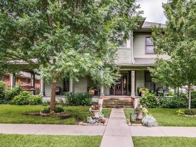 McKinney Single Family Home For Sale: 711 N Church Street