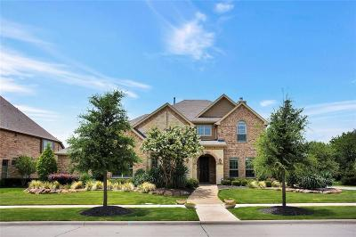 Frisco Single Family Home Active Option Contract: 12891 Winding Creek Drive