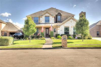 Keller Single Family Home For Sale: 308 Creekhaven Court