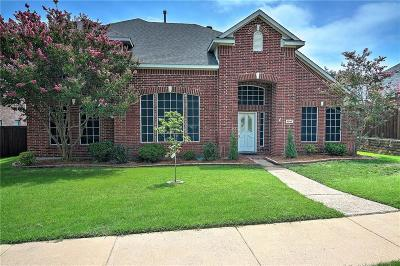 Plano Single Family Home Active Contingent: 9308 Big Foot Drive