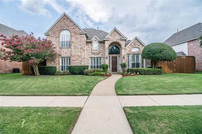 Plano Single Family Home Active Contingent: 4036 Reading Drive