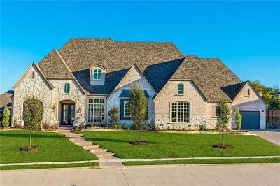 Prosper Single Family Home For Sale: 540 Whitley Place