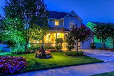 Providence Village Single Family Home For Sale: 1101 Oakcrest Drive