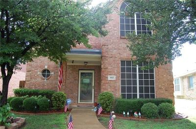 Flower Mound Single Family Home For Sale: 3937 Braxton Lane