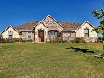 Benbrook Single Family Home For Sale: 4401 Bucking Bronc Drive