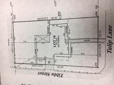 Dallas Residential Lots & Land For Sale: 6405 Tulip Lane