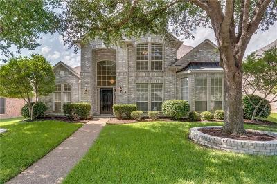 Coppell Single Family Home Active Contingent: 115 Ridgewood Drive