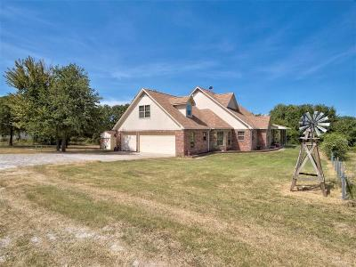 Weatherford Single Family Home For Sale: 368 Saddle Club Road