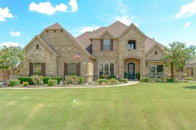 Fort Worth TX Single Family Home For Sale: $525,000
