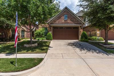 Plano Townhouse Active Option Contract: 4737 Durham Drive