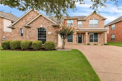 Mansfield Single Family Home For Sale: 310 Dover Heights Trail