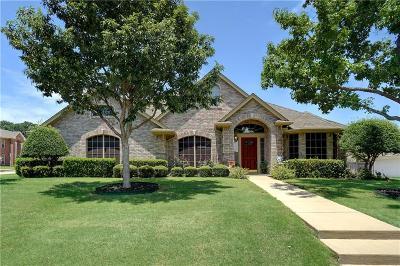 Keller Single Family Home For Sale: 501 Shady Oak Drive