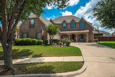 Fort Worth TX Single Family Home For Sale: $469,000