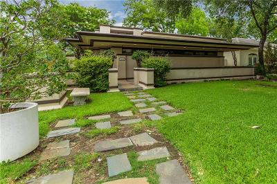 Fort Worth Single Family Home For Sale: 5404 Collinwood Avenue