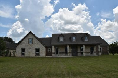 Erath County Single Family Home For Sale: 4786 County Road 299