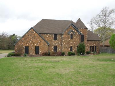 Glenn Heights Single Family Home For Sale: 2809 Cinnamon Spring Street