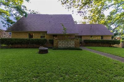 Dallas Single Family Home For Sale: 10714 Palace Way