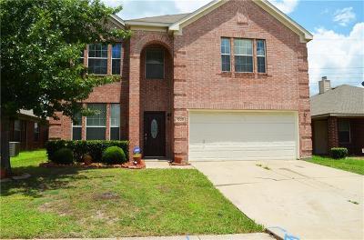 Glenn Heights Single Family Home For Sale: 1223 Glencoe Drive