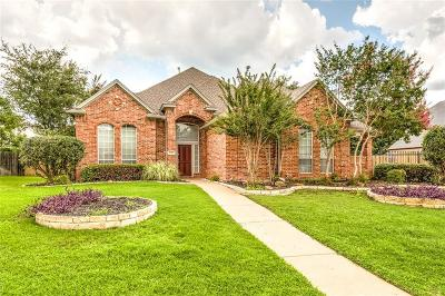 Colleyville Single Family Home For Sale: 6706 Carriage Lane