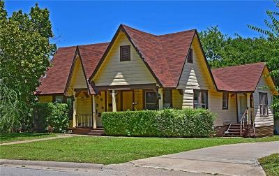 McKinney Single Family Home Active Contingent: 902 N Waddill Street