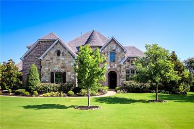 Burleson Single Family Home For Sale: 3815 Eagles Nest Trail