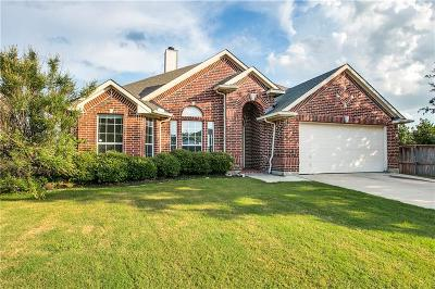 Fort Worth TX Single Family Home Active Option Contract: $218,500