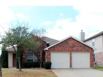 Fort Worth TX Single Family Home Active Option Contract: $189,900