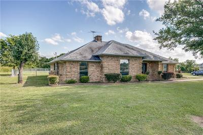 Mesquite Single Family Home For Sale: 180 Long Creek Road