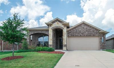 Fort Worth TX Single Family Home Active Option Contract: $216,900