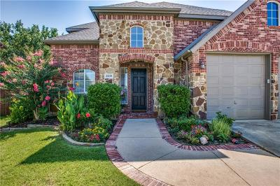 McKinney Single Family Home Active Contingent: 2309 Meadowlark Drive