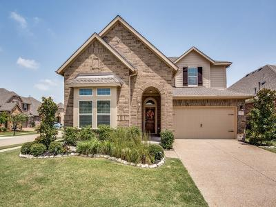 McKinney Single Family Home For Sale: 5752 Yorkshire Road