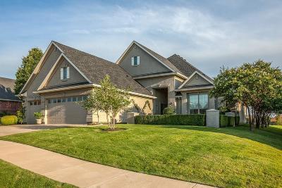 Denton Single Family Home Active Option Contract: 9913 Grandview Drive
