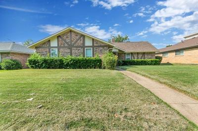 Flower Mound Single Family Home For Sale: 1404 Ivywood Drive