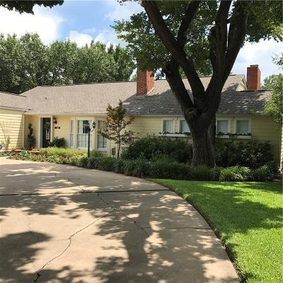 Fort Worth Single Family Home For Sale: 3505 White Settlement Road