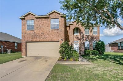 Wylie Single Family Home Active Option Contract: 1305 Auburn Drive
