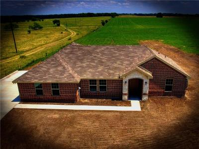 Terrell Single Family Home Active Option Contract: 16058 County Road 355