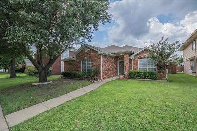 Allen Single Family Home Active Contingent: 701 Meadowgate Drive