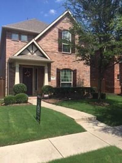 Allen Single Family Home Active Option Contract: 1708 Coronado Street