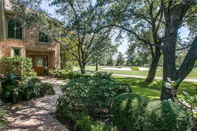 Dallas Single Family Home For Sale: 5128 Briar Tree Drive
