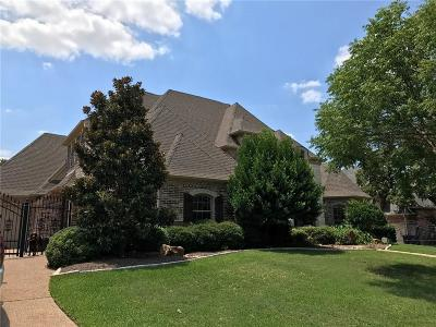 Colleyville Single Family Home Active Option Contract: 6916 Shalimar Court