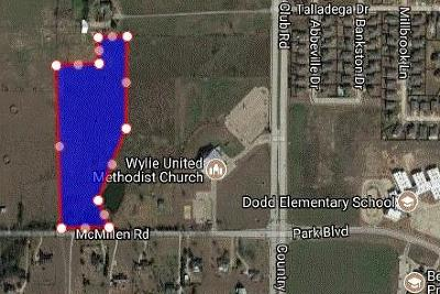 Wylie Farm & Ranch For Sale: Tbd McMillen Road