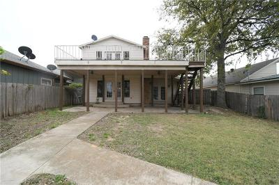 Azle Single Family Home For Sale: 6812 Briar Road