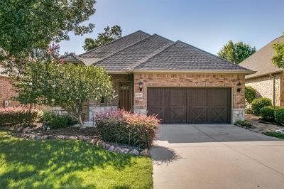 McKinney Single Family Home Active Option Contract: 1729 Hackett Creek Drive