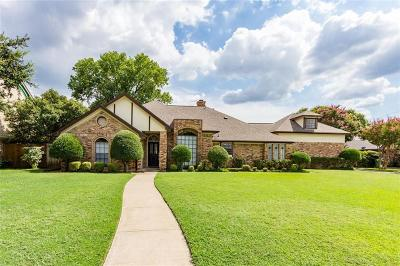 Hurst Single Family Home Active Contingent: 413 Charleston Court