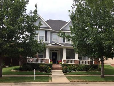 North Richland Hills Single Family Home For Sale: 8105 Bridge Street