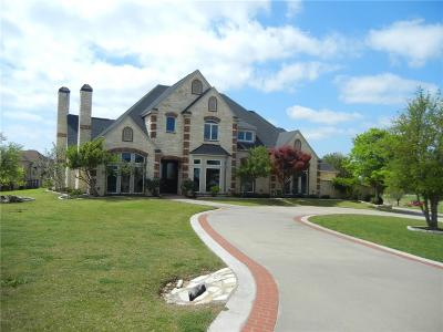 Weatherford Single Family Home For Sale: 114 Club House Drive