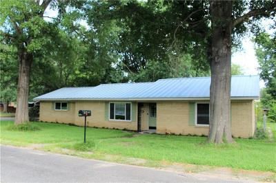Canton TX Single Family Home Active Option Contract: $157,400