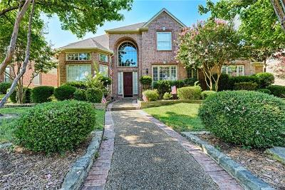 Plano Single Family Home For Sale: 3212 Edwards Drive