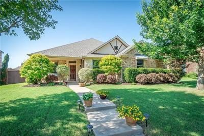Allen Single Family Home Active Contingent: 1802 Flint Ridge Drive