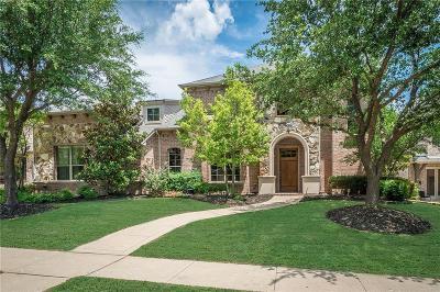 McKinney Single Family Home For Sale: 7208 Millard Pond Drive